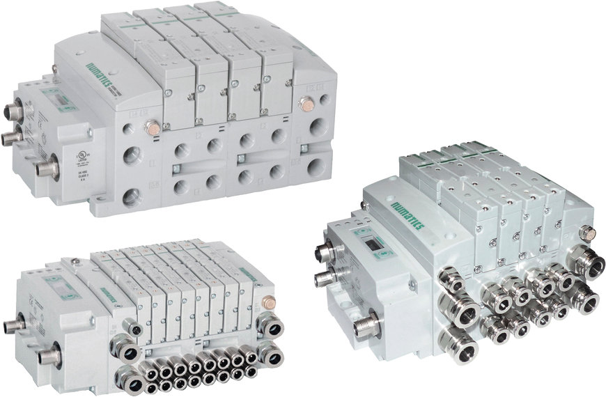 PNEUMATIC AUTOMATION: VERSATILE, ATTRACTIVE AND LOW COST
