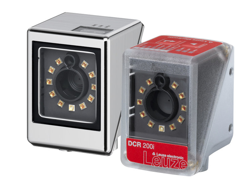 Leuze and iTRACE Announce the Blockchain Integration of 2DMI® with the DCR 200i Camera Based Code Reader
