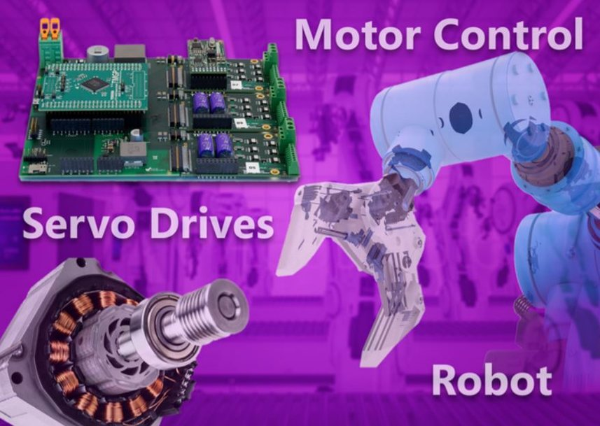 Toshiba to launch new Servo Drive Reference Model at Embedded Word 2020