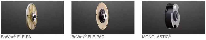 Make the right choice for your selection of a flange coupling for hydrostatic machines
