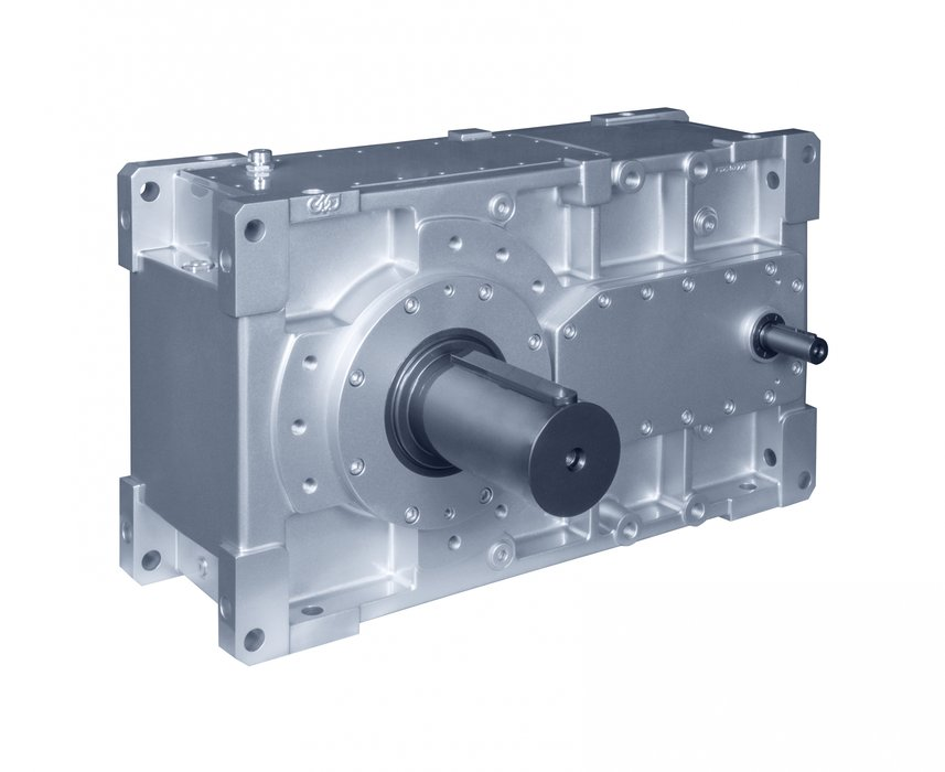 HDP 125 and HDO 125: new intermediate sizes for parallel and bevel helical gearboxes